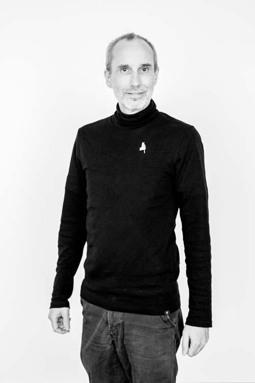 Mitarbeiterfoto Berthold Rossié