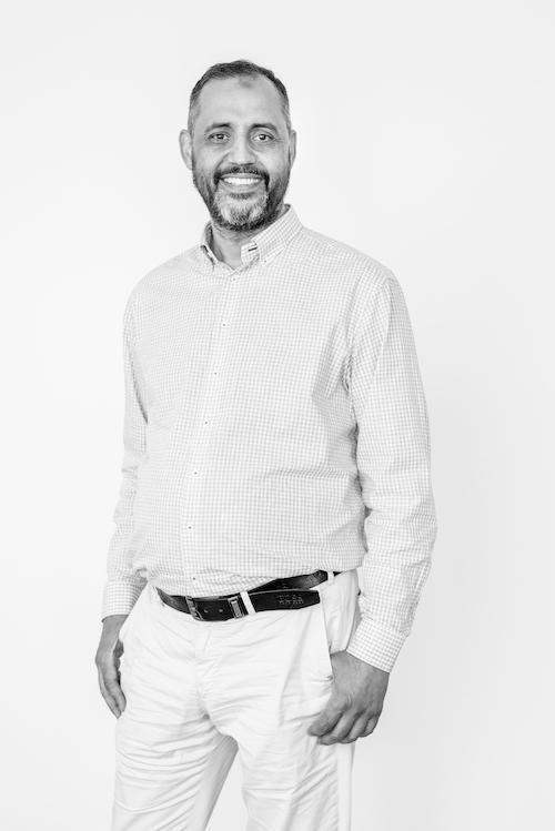 Mitarbeiterfoto Karim Laghmari
