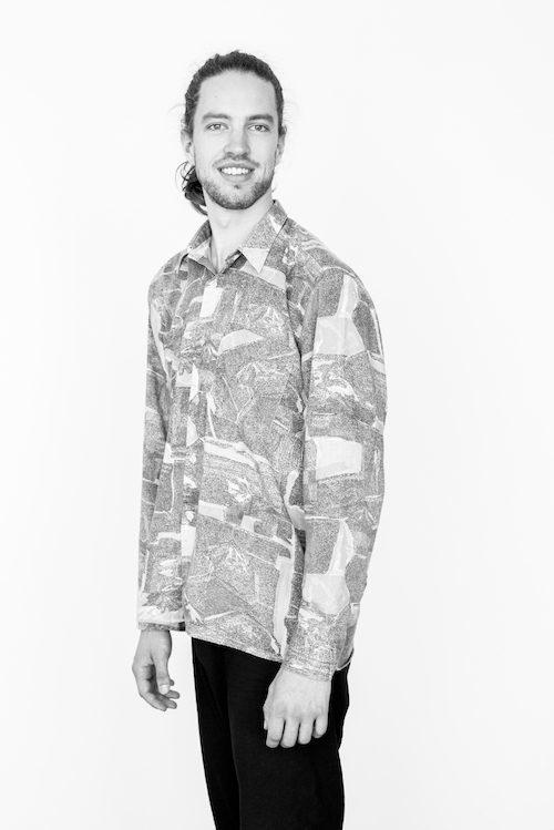 Mitarbeiterfoto Simon Ibald