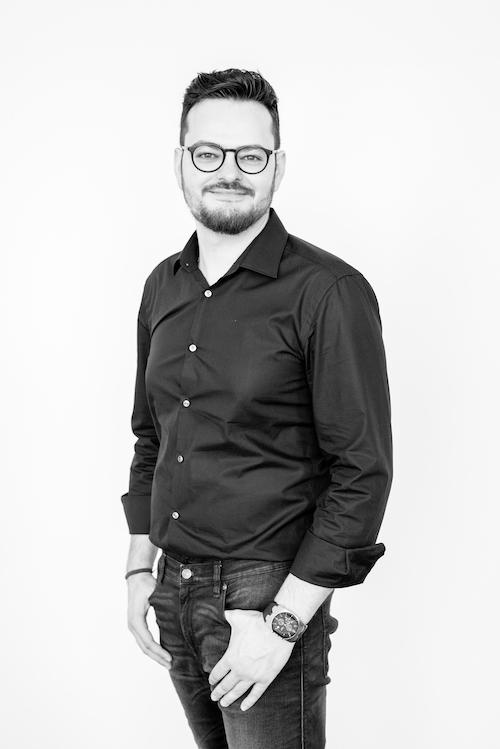 Mitarbeiterfoto Stefanos Dimitrakis