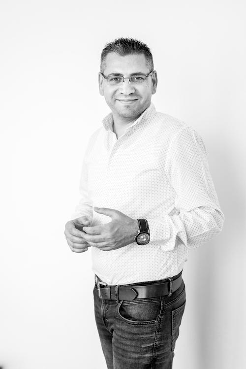 Mitarbeiterfoto Yasser Ismaeel